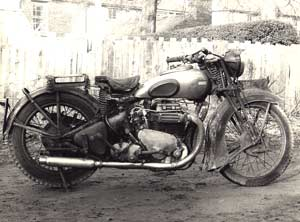Autocycle Engineering Providing Restoration And Parts For Historic British Motorcycles